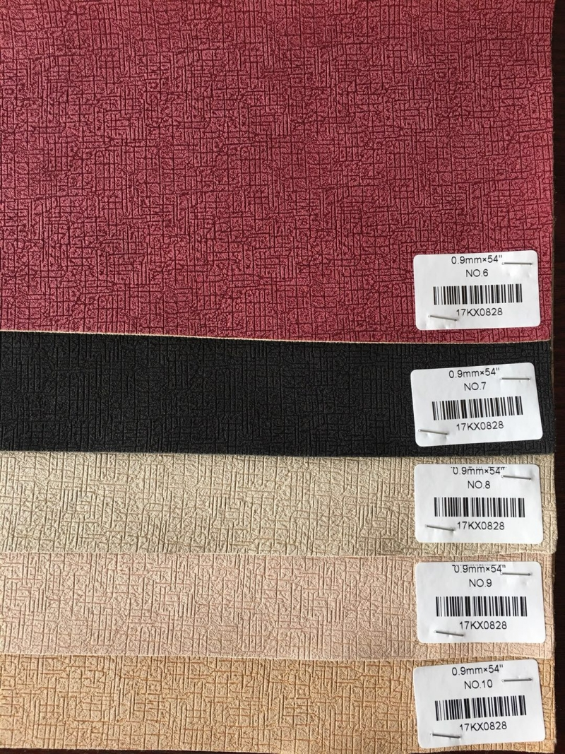 PU Yangbuck Artificial Leather For Shoe