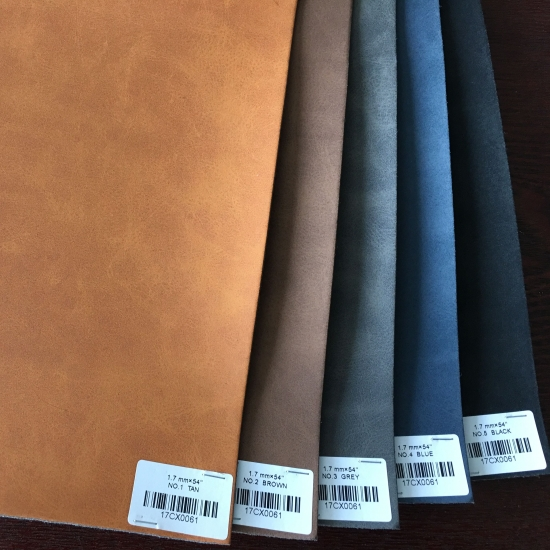 PU Artificial Leather For Patch, Tag And Label