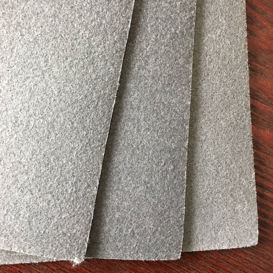PU Material For Denim Leather Patch